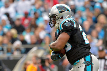 Jonathan Stewart Atlanta Falcons v Carolina Panthers