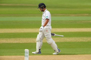 Jonathan Trott Warwickshire v Middlesex - Specsavers County Championship: Division One