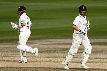 Jonathan Trott Sussex v Warwickshire - Specsavers County Championship Division Two