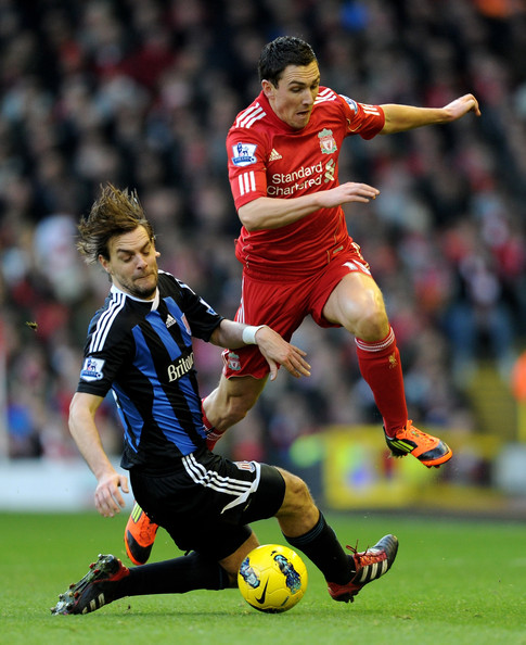 Download Liverpool Vs Middlesbrough 3 0 Epl Video: Jonathan Woodgate Pictures