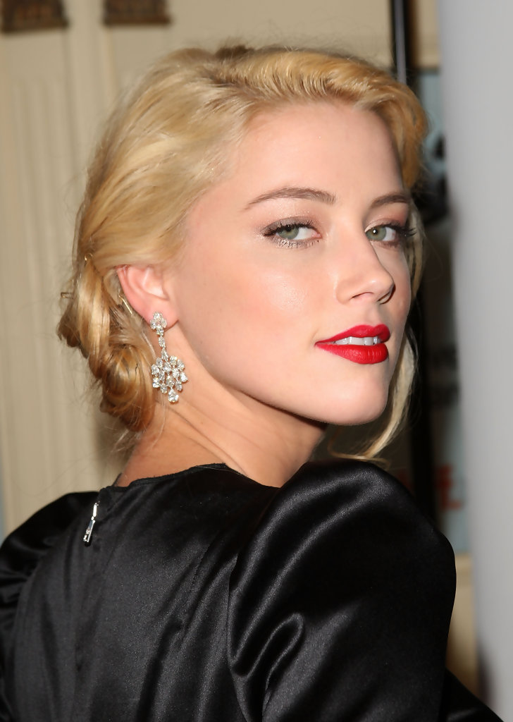 Amber Heard Photos Photos Quot The Joneses Quot Screening 2009