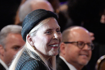 Joni Mitchell The 57th Annual GRAMMY Awards - Pre-GRAMMY Gala And Salute To Industry Icons Honoring Martin Bandier - Show