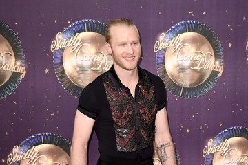 Jonnie Peacock Strictly Come Dancing 2017 - Red Carpet Launch