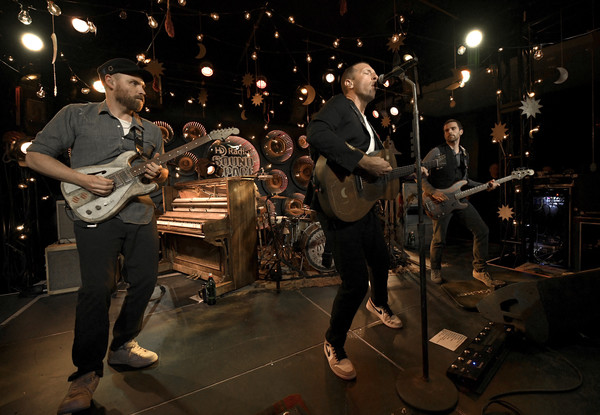Coldplay Performs At Inaugural RADIO.COM Live Event Series During Grand Opening Of HD Radio Sound Space In Los Angeles On January 17, 2020