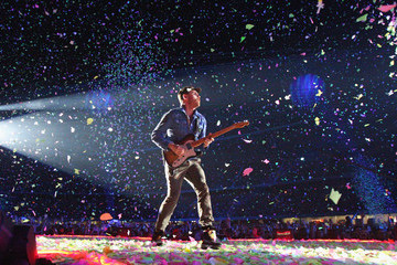 Jonny Buckland Coldplay Live In Melbourne