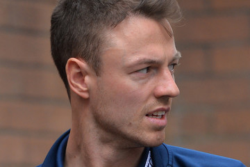 Jonny Evans Burnley v West Bromwich Albion - Premier League