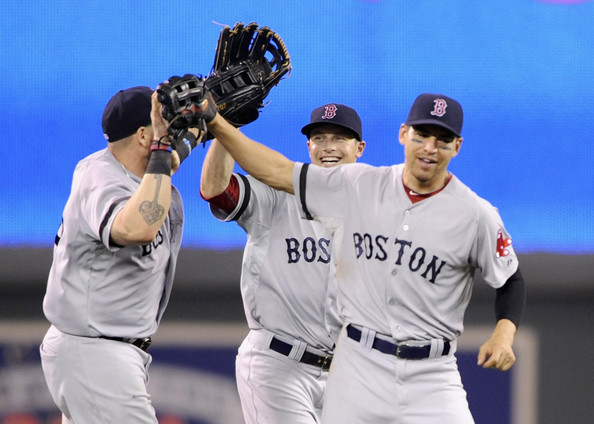 Boston Red Sox v Minnesota Twins []