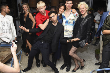 Jonny Pierce Soho Beach House & Ellen von Unwerth Tableaux Vivants: Decadence. Deviance. Dinner. During Art Basel Miami 2015