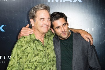 Jordan Bridges Premiere of IMAX's 'Voyage of Time: The IMAX Experience' - Arrivals