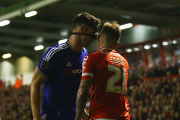 Jordan Cook Walsall v Chelsea - Capital One Cup Third Round