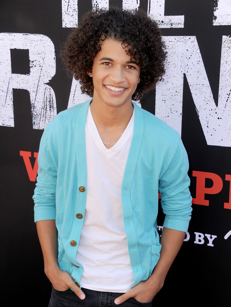 "Jordan Fisher - Premiere Of Walt Disney Pictures' ""The Lone Ranger"" - Red Carpet"