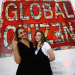 Jordan Hewson 2014 Global Citizen Festival In Central Park To End Extreme Poverty By 2030 - VIP Lounge