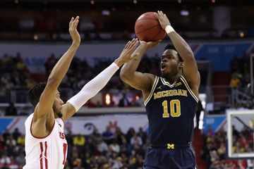 Jordan Hill Big Ten Basketball Tournament - Championship
