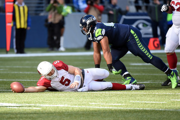Jordan Hill Arizona Cardinals v Seattle Seahawks