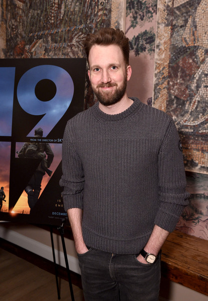 Universal Pictures And DreamWorks Pictures Presents A Special screening Of 1917 [facial hair,moustache,beard,jordan klepper,sarah jessica parker,screening,dreamworks pictures presents a special,new york city,universal pictures,dreamworks pictures]