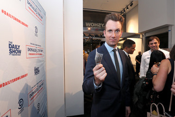 Jordan Klepper Comedy Central's 'The Daily Show' Presents: The Donald J. Trump Presidential Twitter Library Opening Reception