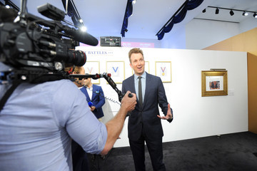 Jordan Klepper Comedy Central's 'The Daily Show' Presents: The Donald J. Trump Presidential Twitter Library Press Preview
