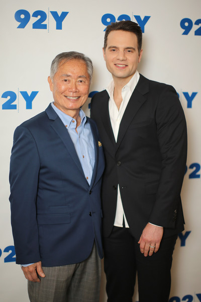 92nd Street Y Presents: George Takei and Jordan Roth