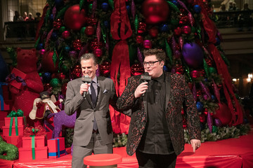 Jordan Smith Macy's Celebrates 110th Annual Great Tree Lighting With Special Guest Jordan Smith
