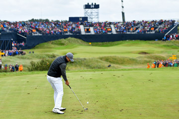 Jordan Spieth 146th Open Championship - Day One
