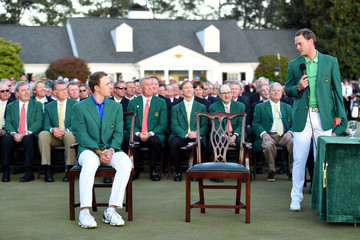 Jordan Spieth The Masters - Final Round