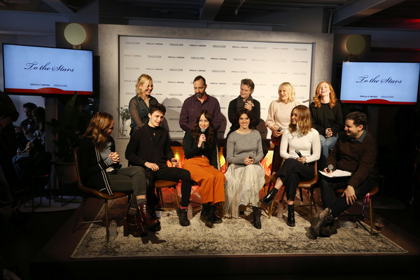 Stella Artois & Deadline Sundance Series At Stella's Film Lounge: A Live Q&A With The Director And Cast Of 'To The Stars'