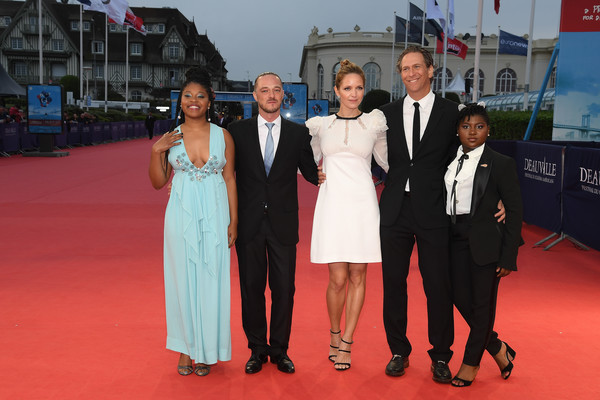 'Night Comes On' Photocall - 44th Deauville American Film Festival