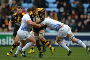 Jordi Murphy Wasps v Leinster Rugby - European Rugby Champions Cup