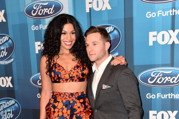 Jordin Sparks FOX's 'American Idol' Finale For The Farewell Season - Arrivals