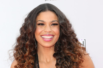 Jordin Sparks Arrivals at the American Music Awards — Part 2