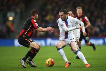 Jordon Mutch A.F.C. Bournemouth v Crystal Palace - Premier League