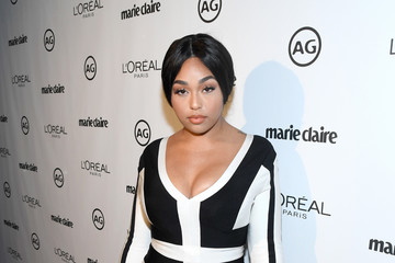 Jordyn Woods Marie Claire's Image Maker Awards 2017 - Red Carpet
