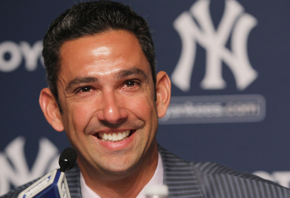 Jorge Posada Announces Retirement - Jorge%2BPosada%2BAnnounces%2BRetirement%2B0blb8kxX6kel