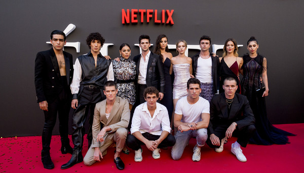 "Netflix Presents ""Elite"" 2nd Season In Madrid"