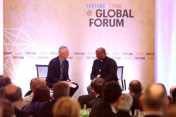 Jorge Ramos Fortune + Time Global Forum 2016