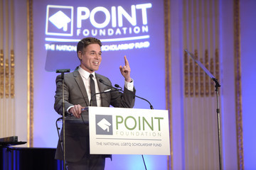 Jorge Valencia Point Honors Gala Honoring Uzo Aduba, Dustin Lance Black and Thomas Roberts  - Inside