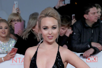 Jorgie Porter National Television Awards - Red Carpet Arrivals