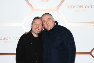 Jose Andres Hudson Yards, New York's Newest Neighborhood, Official Opening Event