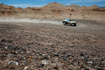 Jose Garcia Dakar Rally: Day 3