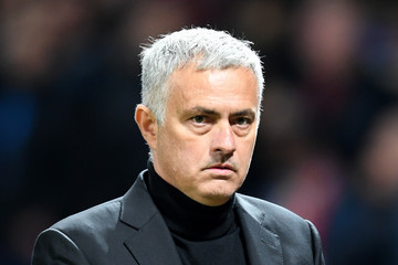 Jose Mourinho Manchester United vs. Juventus - UEFA Champions League Group H