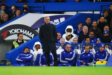 Jose Mourinho Chelsea v Norwich City - Premier League