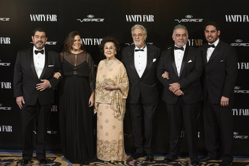 Jose Placido Domingo 'Vanity Fair Personality of the Year' Gala in Madrid