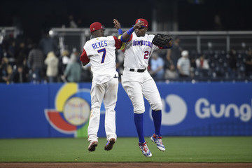 Jose Reyes World Baseball Classic - Pool F - Game 3 - Venezuela v Dominican Republic