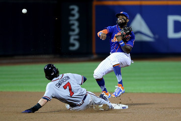 Jose Reyes Atlanta Braves v New York Mets