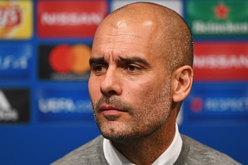 Josep Guardiola Manchester City Press Conference