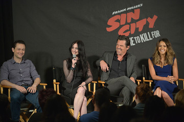 Joseph Gordon-Levitt 'Sin City: A Dame to Kill For' Press Conference
