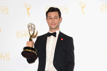 Joseph Gordon-Levitt Creative Arts Emmy Awards Press Room