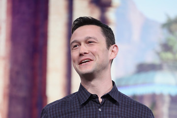 Joseph Gordon-Levitt Ubisoft Introduces New Products At Annual E3 Gaming Conference
