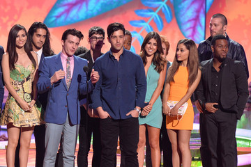 Josh Beck Nickelodeon's 27th Annual Kids' Choice Awards - Show