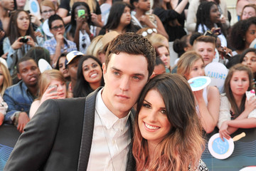 Josh Beech Press Room at the MuchMusic Video Awards
